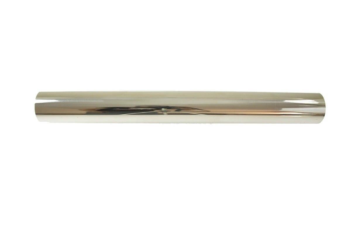 Rura nierdzewna 63mm 0,5m - GRUBYGARAGE - Sklep Tuningowy